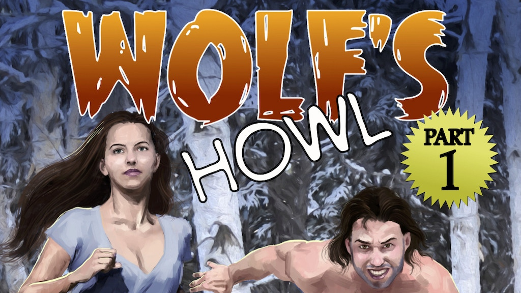 Wolf's Howl Part 1 project video thumbnail