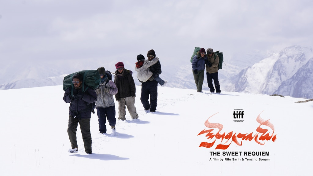 THE SWEET REQUIEM, a film by Ritu Sarin & Tenzing Sonam project video thumbnail