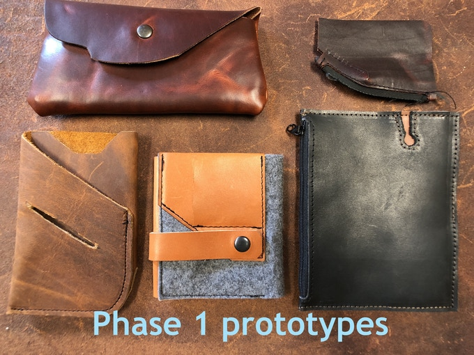 Phase 1 prototypes