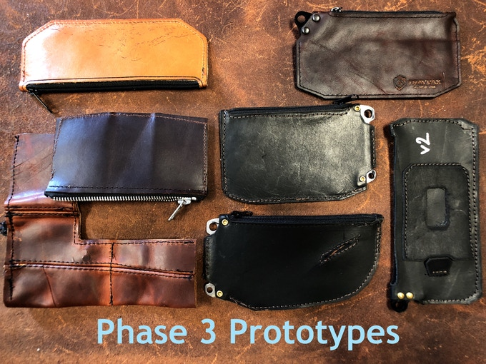 Phase 3 Prototypes