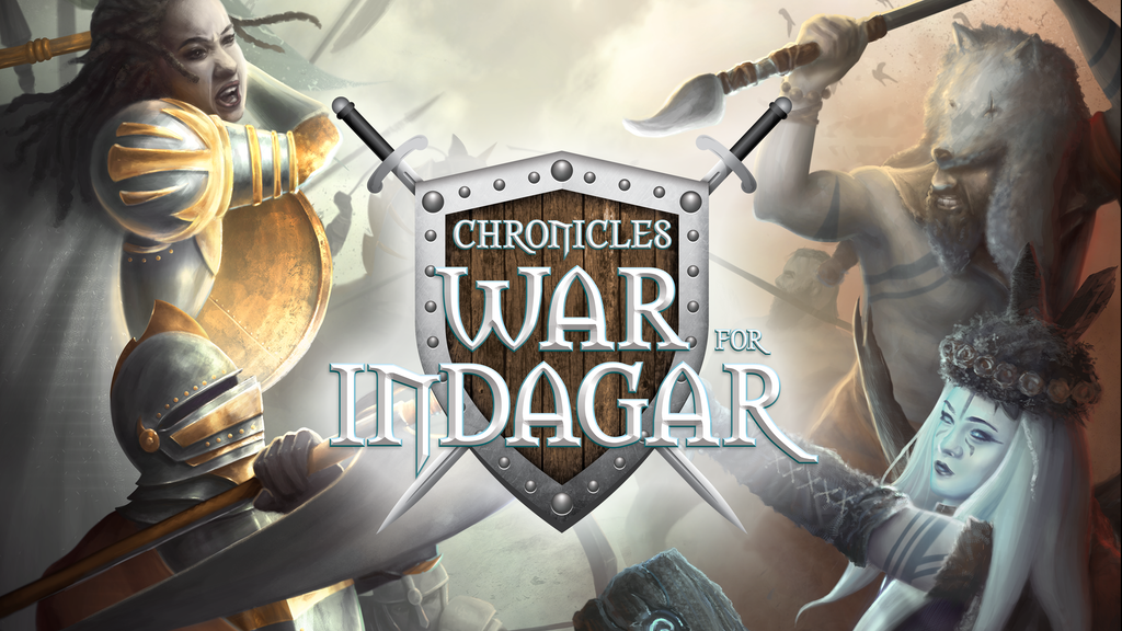 War for Indagar: A fast paced, fantasy 4x strategy game project video thumbnail