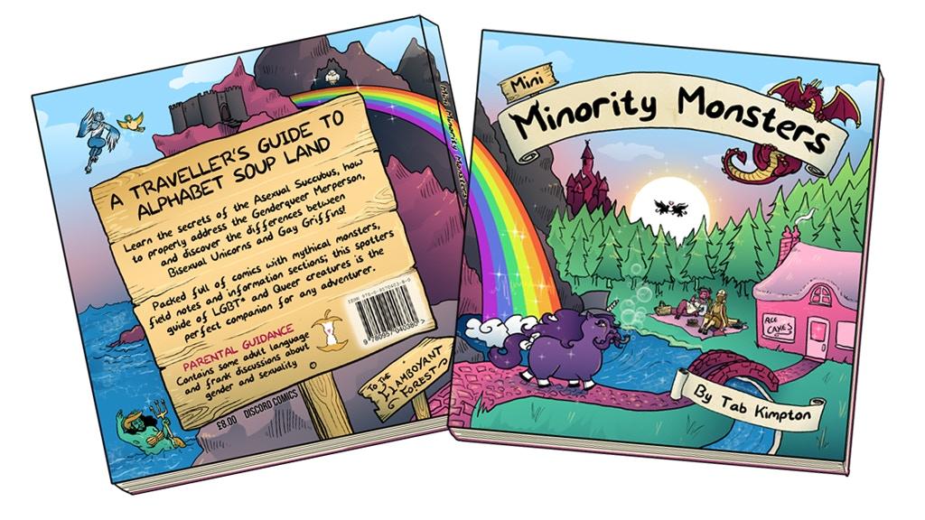 Mini Minority Monsters project video thumbnail