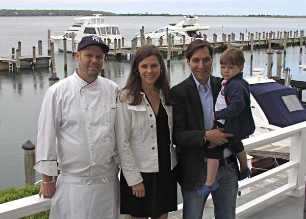 A Family Affair at East Hampton Restaurants