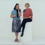 Rosanne van der Meer & Annelie Ansingh