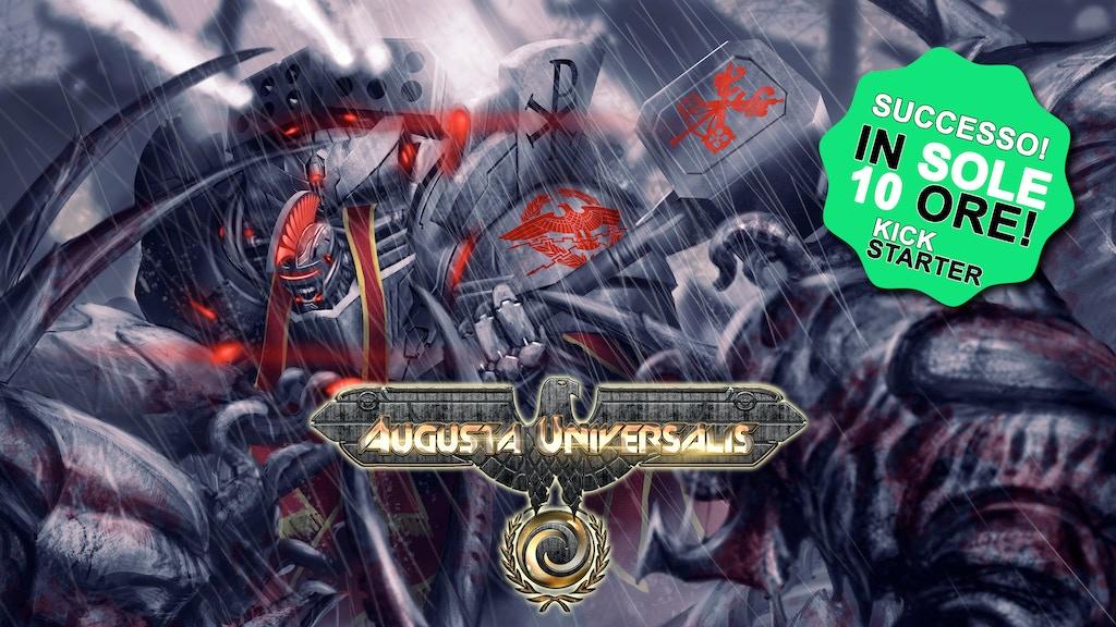 Augusta Universalis GDR project video thumbnail
