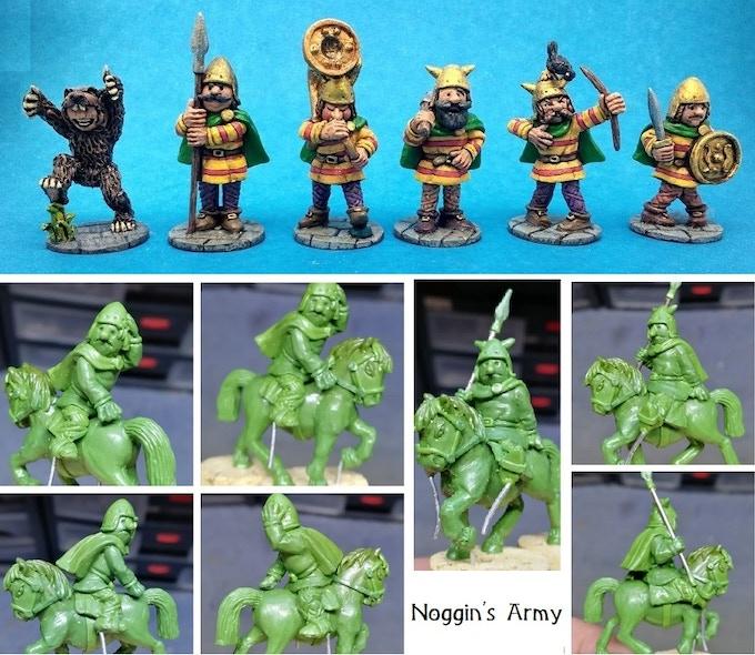 Noggin's Army