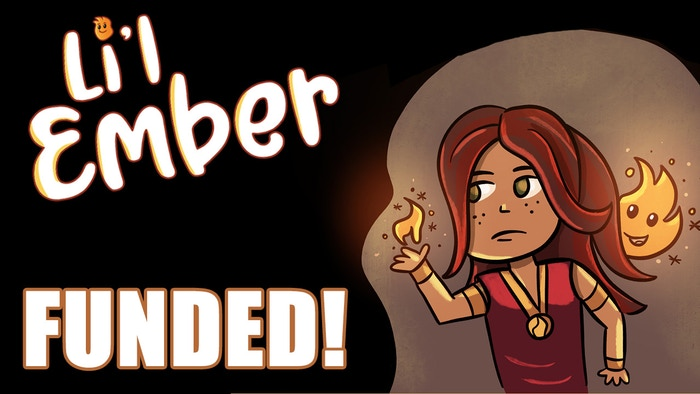 An all-ages comic about a little girl named Ember making a sparkling discovery in a hidden cave!