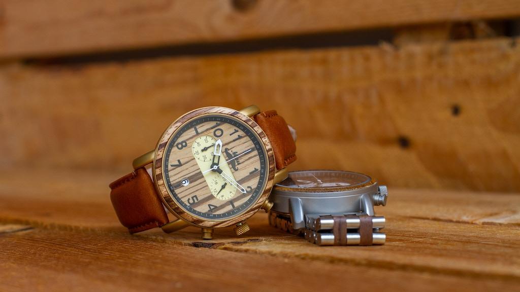Mou Company : Premium & eco-friendly watches.