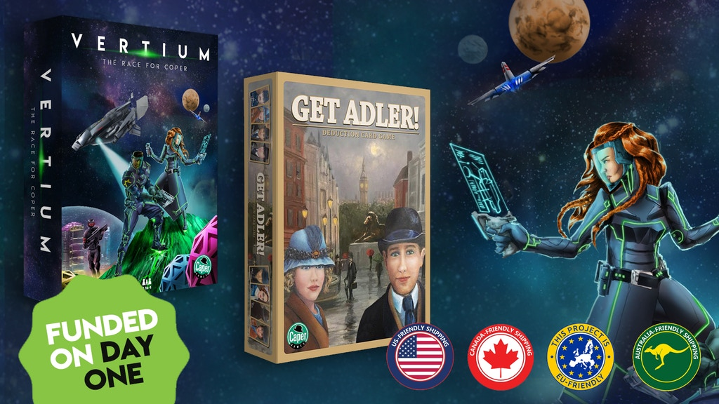 Vertium & Get Adler! project video thumbnail