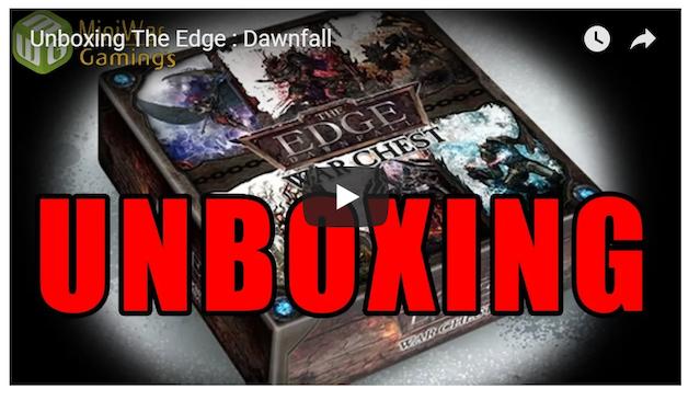 The Edge: Dawnfall by Awaken Realms — Kickstarter