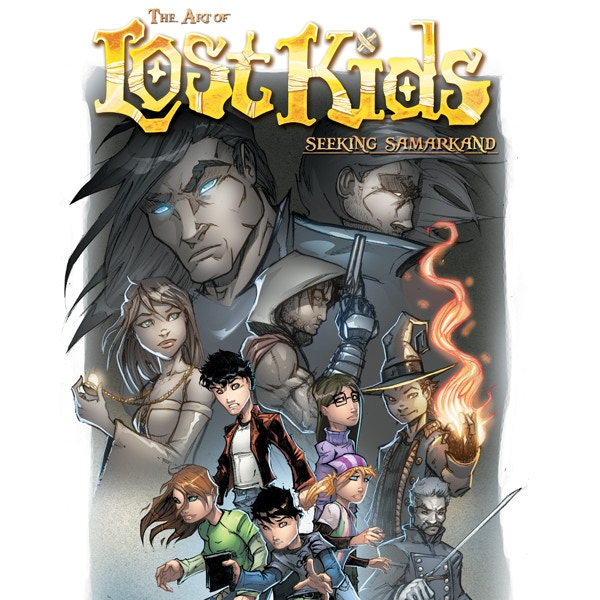 A Lost Secret How To Get Kids To Pay >> The Lost Kids Seeking Samarkand Part 1 By Felipe Cagno Huge
