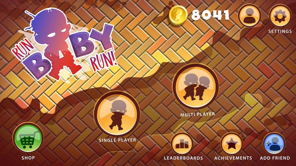 Run Baby Run!