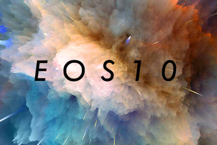 The long-awated third season of EOS 10, a scifi radioplay and podcast. New episodes start September 4, 2018.