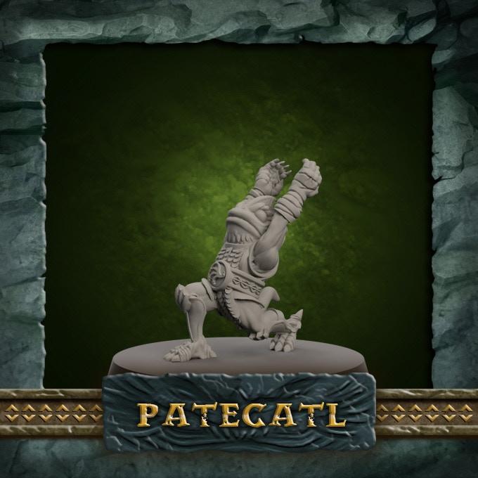 SKINK 4 - Patecatl