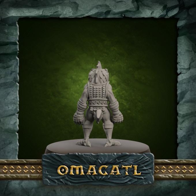 SKINK 5 - Omacatl