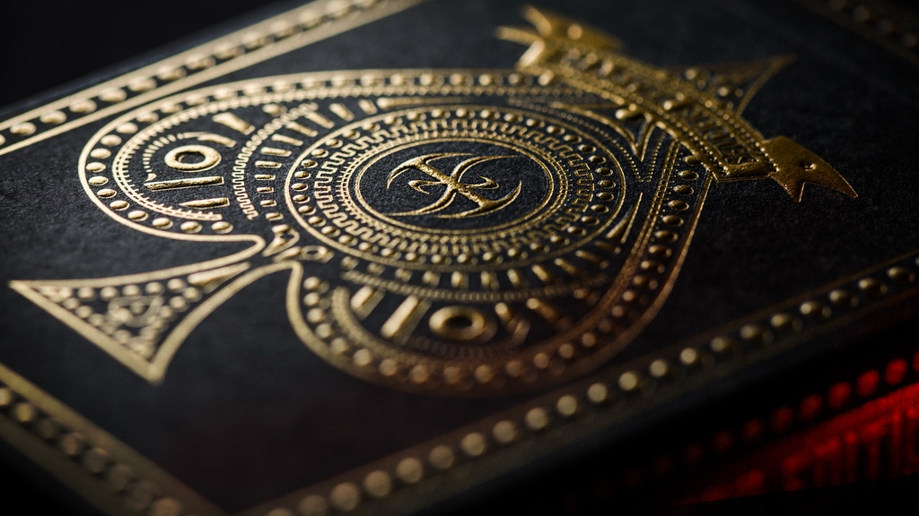 MASTER SERIES/DARK LORDZ PLAYING CARDS BY DE'VO project video thumbnail