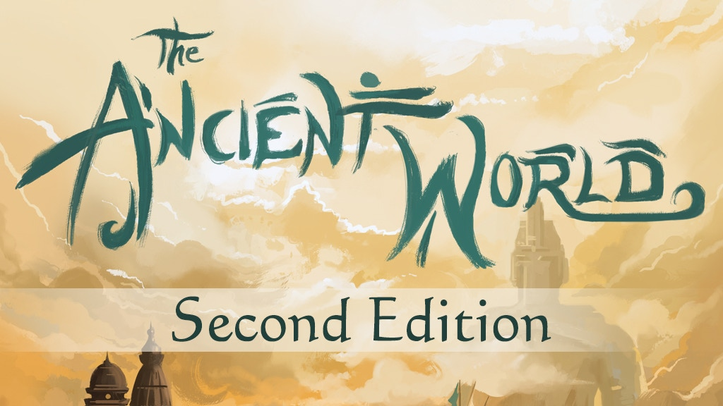 The Ancient World (2nd Edition) project video thumbnail
