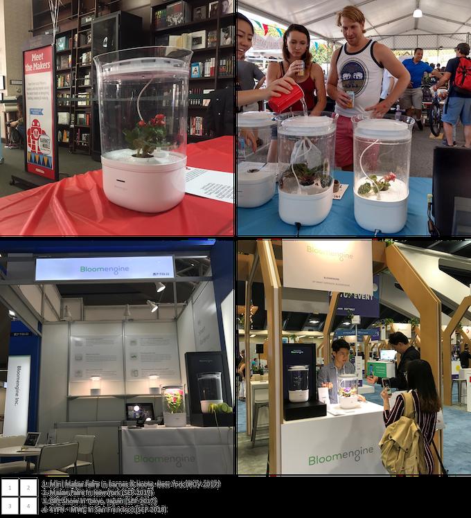 Participated Exhibition in 2017