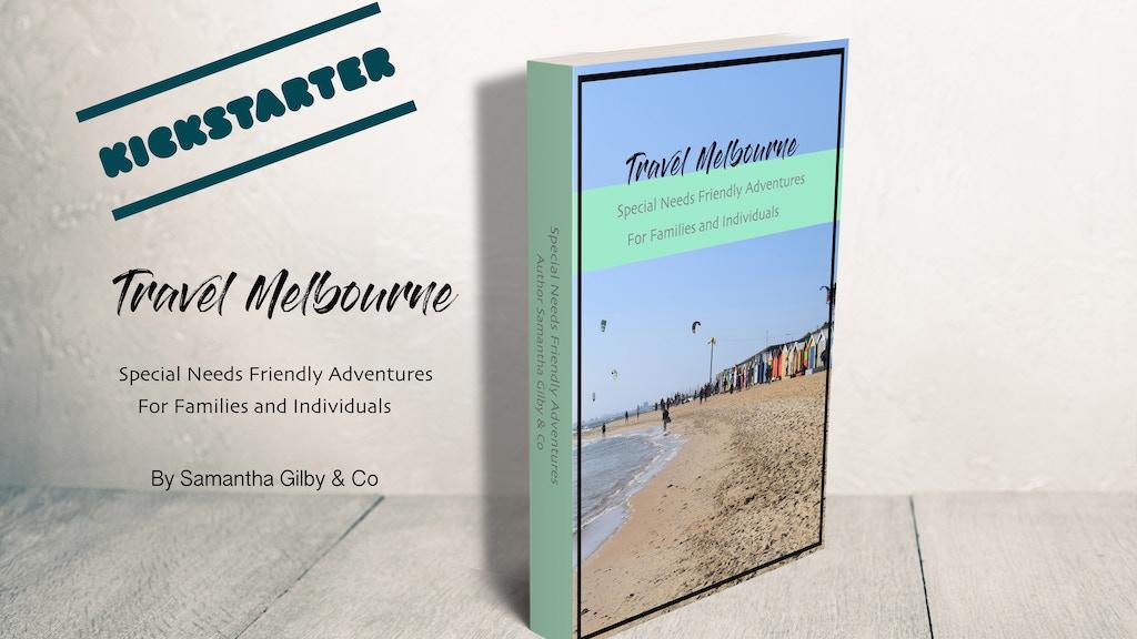 Special Needs Melbourne Travel Book