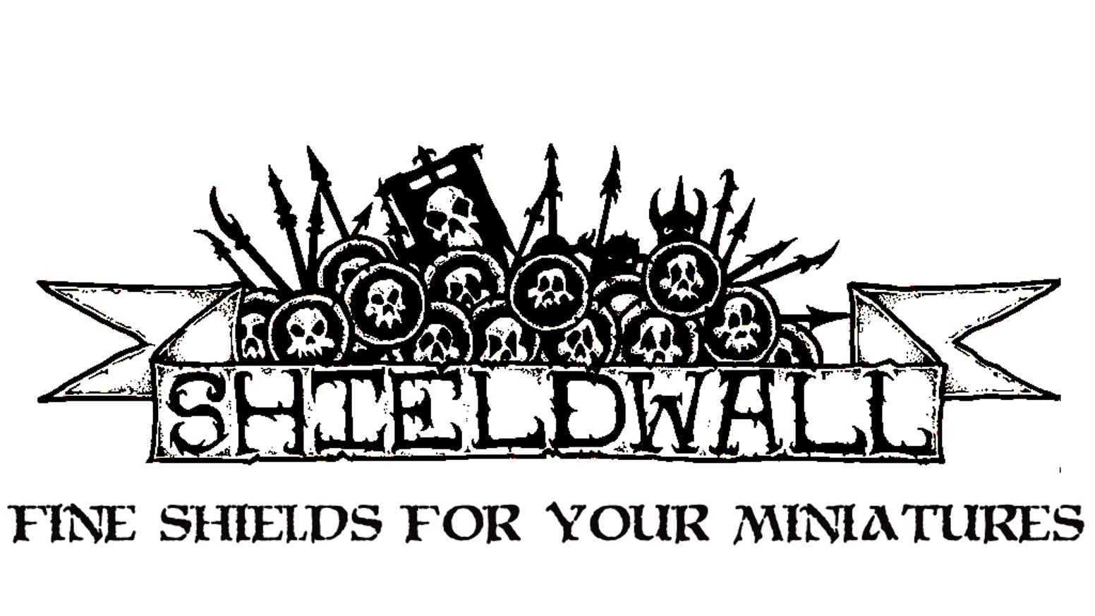 Shieldwall - fine shields for your minatures