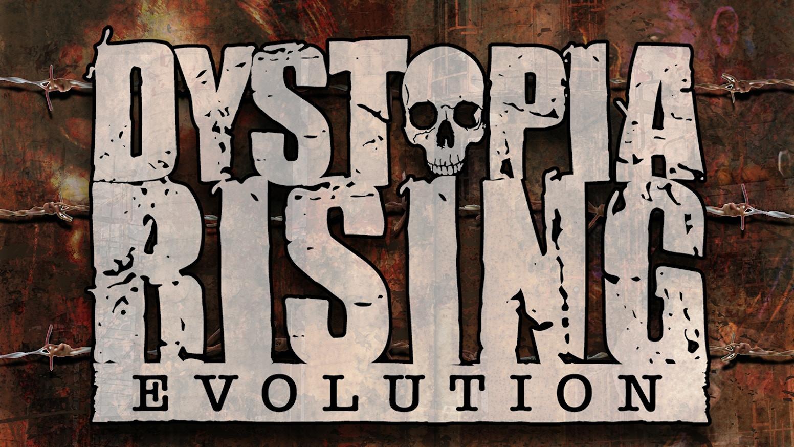 Dystopia Rising Evolution Tabletop Rpg By Richard Thomas Kickstarter