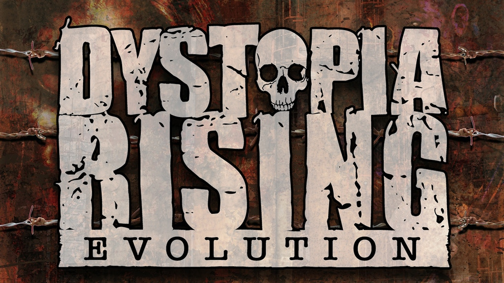 Dystopia Rising: Evolution Tabletop RPG project video thumbnail