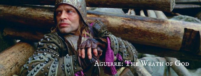 """Aguirre: The Wrath of God"" dir. Werner Herzog, 1972"
