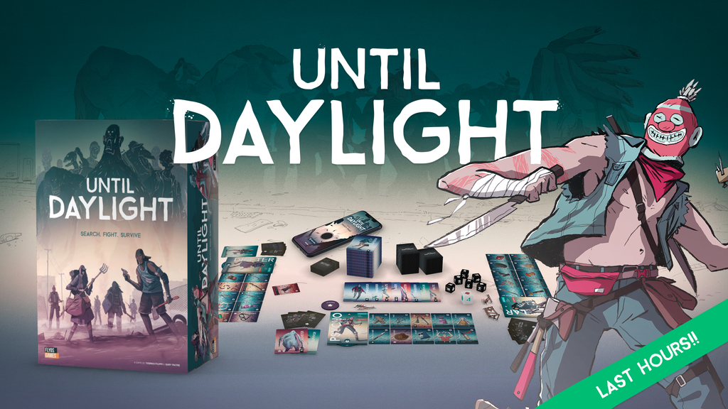 UNTIL DAYLIGHT project video thumbnail
