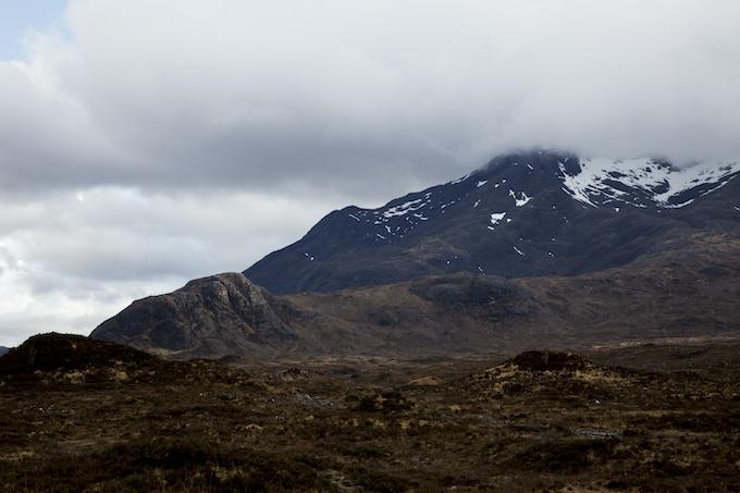 Isle of Skye. Photograph by Tim Archibald