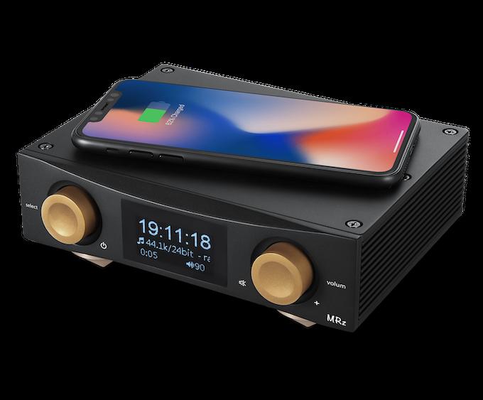Optional MRz : Qi Wireless Charging on Top