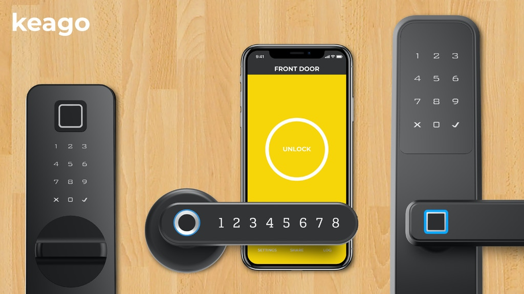 Keago: A Smartlock Without Limits!