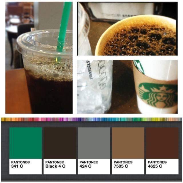 Seattle Coffe Colors - 2-3 combos.