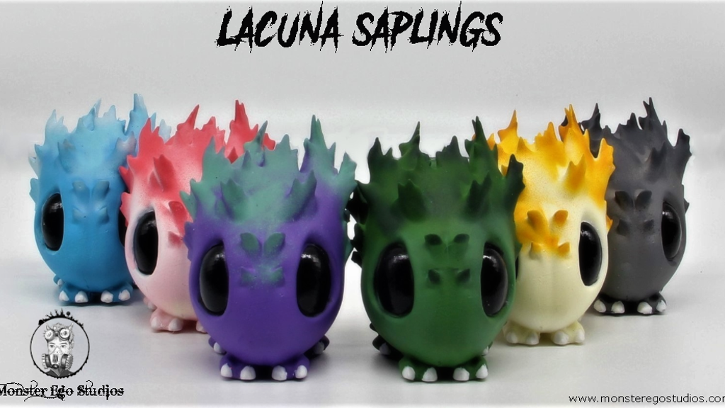 Lacuna Sapling Art Toy project video thumbnail