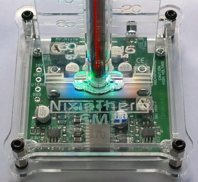 The new PCB