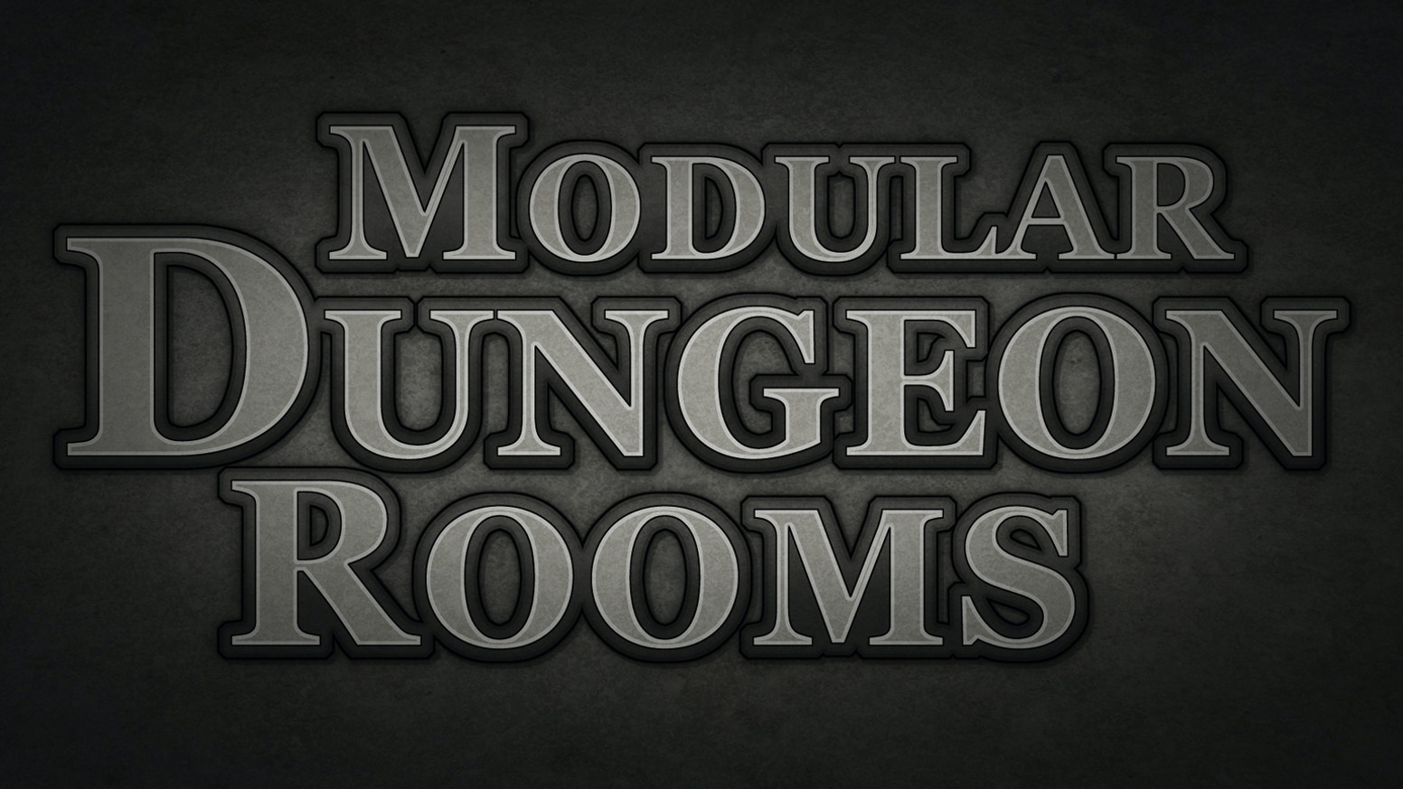 The Modular Dungeon Rooms are new kinds of accessories for tabletop role-playing games like 5th Edition, Pathfinder or other RPGs.