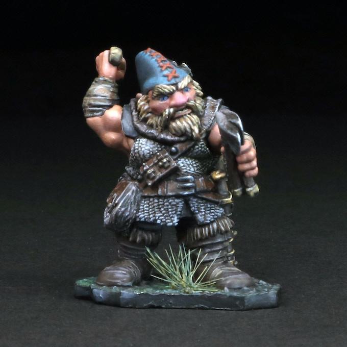 Dwarven Ranger