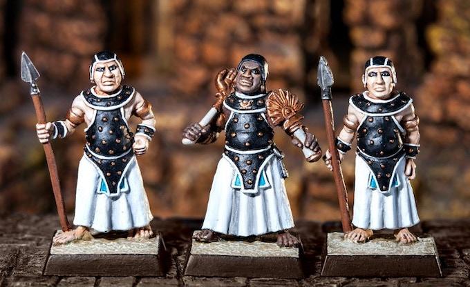 8. Eunuch Guards I