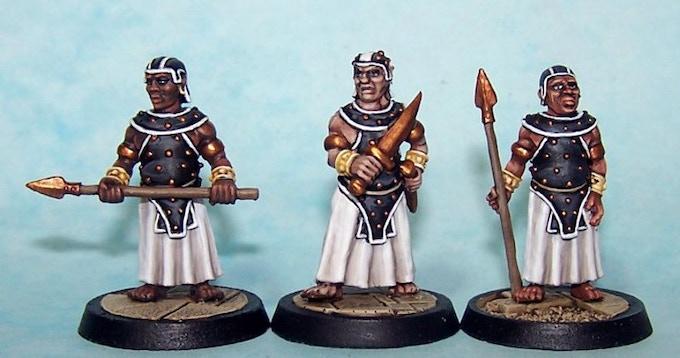 10. Eunuch Guards III