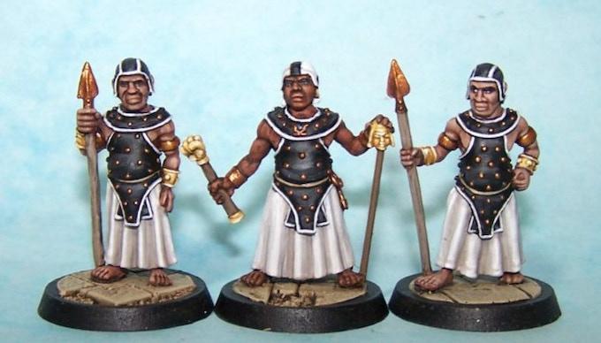 11. Eunuch Guards IV