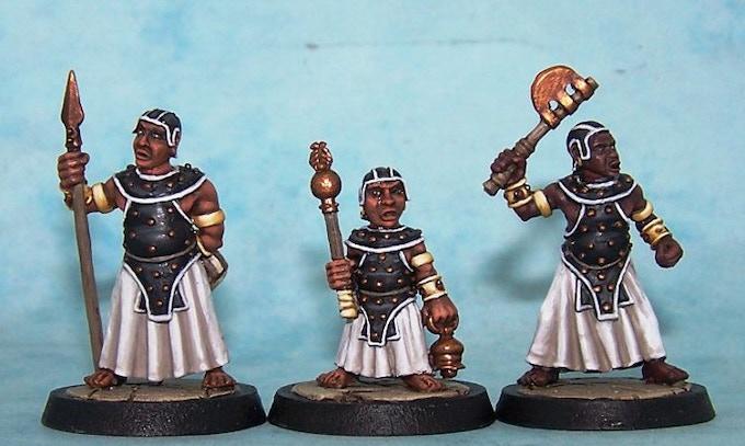 12. Eunuch Guards V