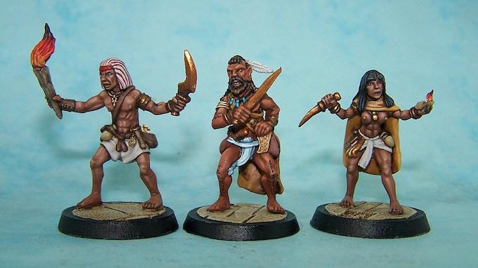 23. Egyptian Tomb Robbers I