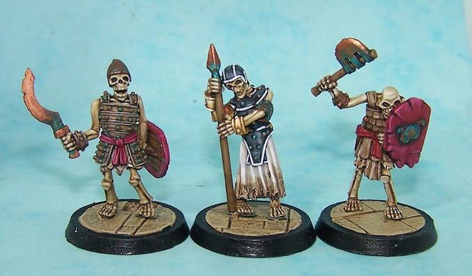 26. Skeleton Guards I
