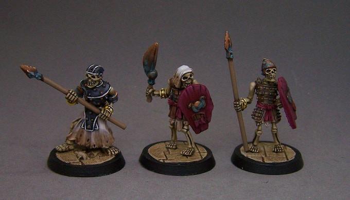 27. Skeleton Guards II