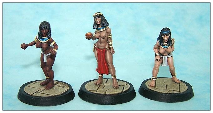 30. Egyptian Vampires
