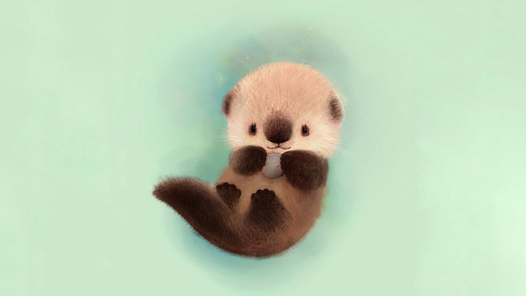 The Greatest Treasure - Sea Otter Children's Book project video thumbnail