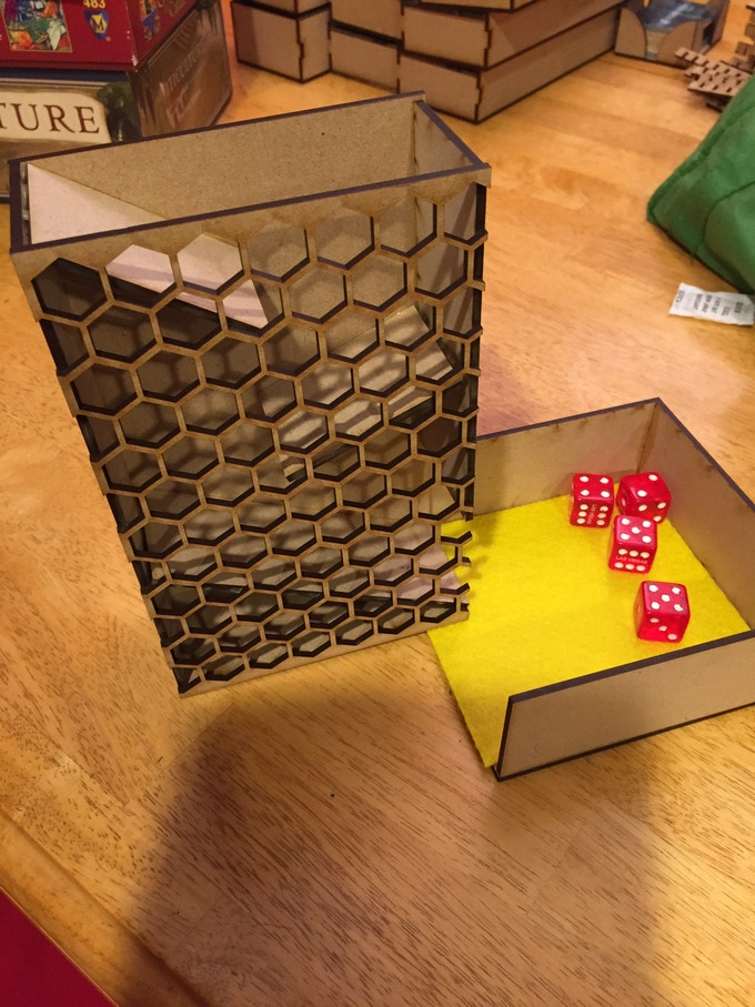 The Dice roller