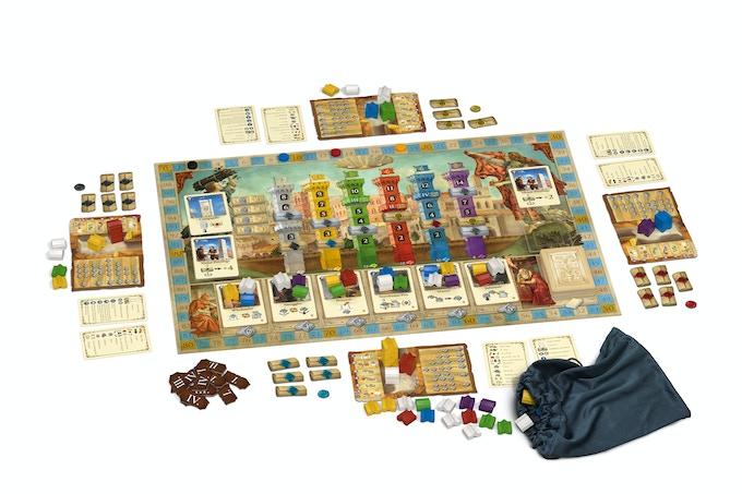 Firenze Raiatea Counterfeiters By Quined Games Bv Kickstarter
