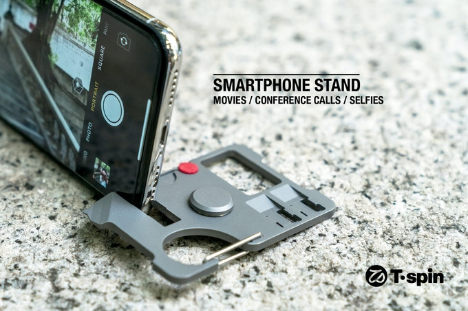 Smartphone Stand: Movies / Conference Calls / Selfies