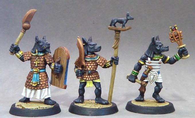 39. Anubis Warriors V (Command)
