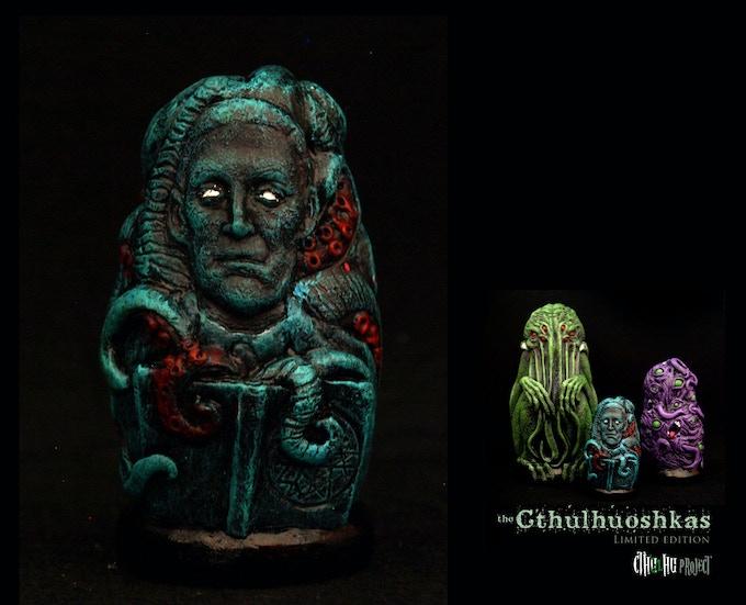 Lovecraft, the inner piece
